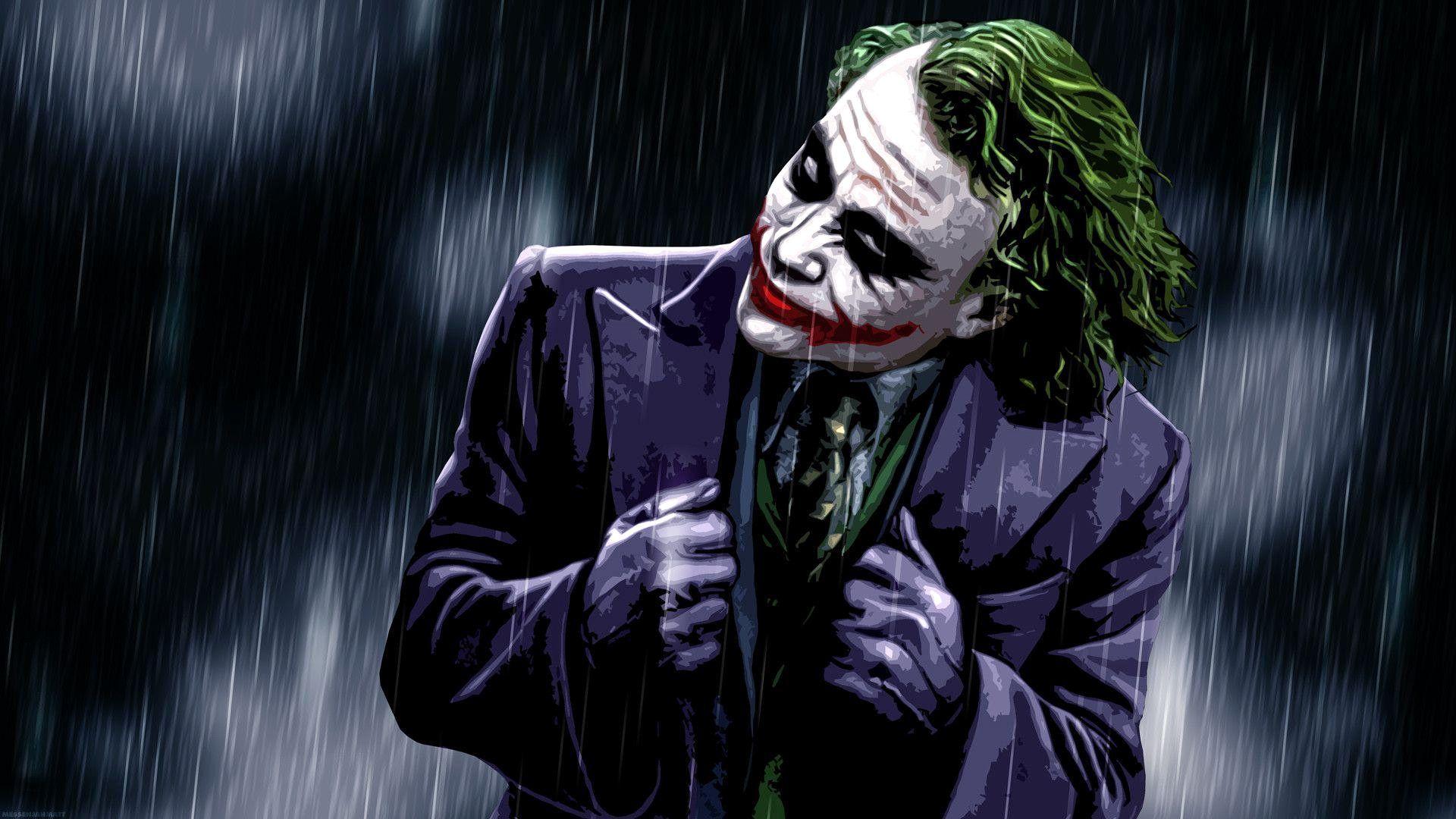 Joker Wallpaper Awesome Download Gambar Wallpaper Batman Best