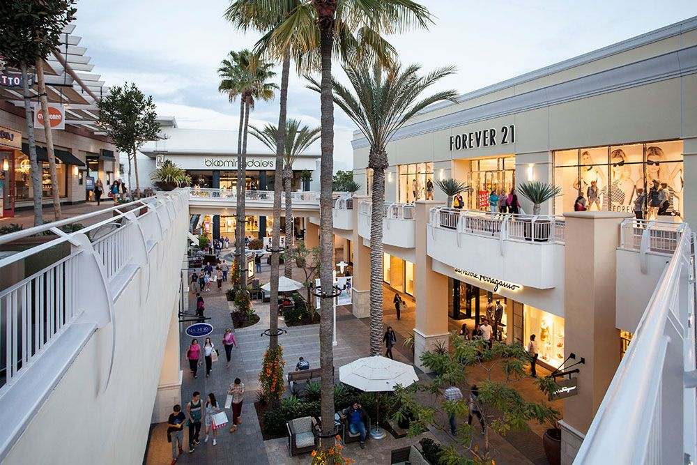 Fashion Valley Beauty Salon: Fashion Valley, A Simon Mall - San Diego, CA