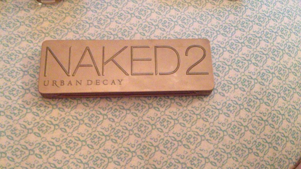 make up✌️ I'm in love with the naked 2