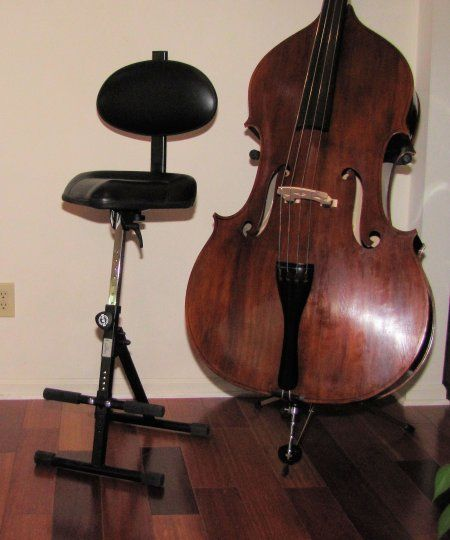 bass stool in 2019 double bass bass folding stool. Black Bedroom Furniture Sets. Home Design Ideas