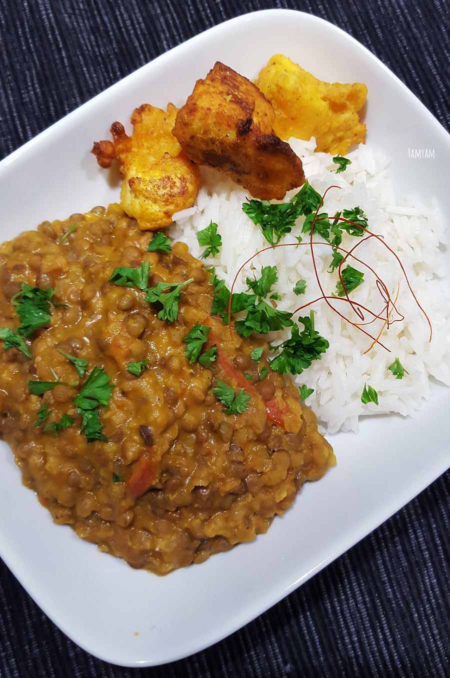 Berglinsen Curry | Rezept | Recipes - carointhekitchen.com | Rezepte ...