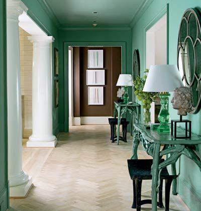 Green Barbara Howard Via Southern Accents Jpg 400 420 Green