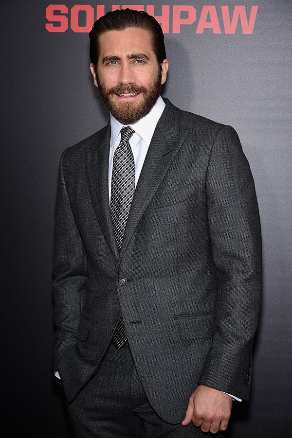 Jake Gyllenhaal Southpaw Premiere Photos — Rachel McAdams & Other Stars On The Red Carpet In New York City | Radar Online
