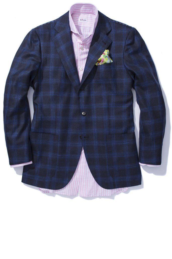 Kiton L'Aquila Cashmere/Linen/Silk Sport Coat   Sport coat and ...