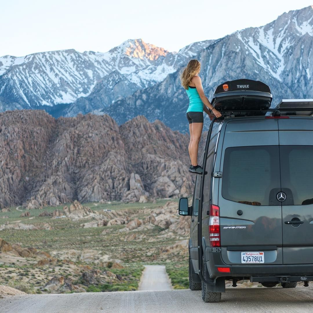 Sprinter van camper: The ultimate guide to a Mercedes ...