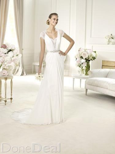 Buy Wedding Dress Pronovias Urbina 2013 At Cheap Price