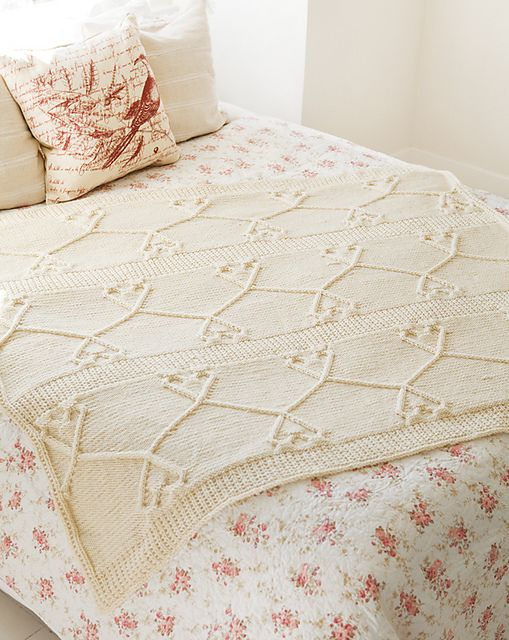 Always and Forever Blanket pattern by Pam Kee | Blankets/Afghans ...