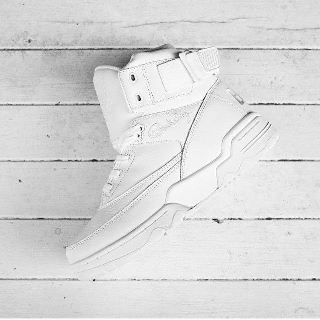 010276e7a51 Ewing Athletics 33 Hi: Triple White | sneakers and shi* in 2019 ...