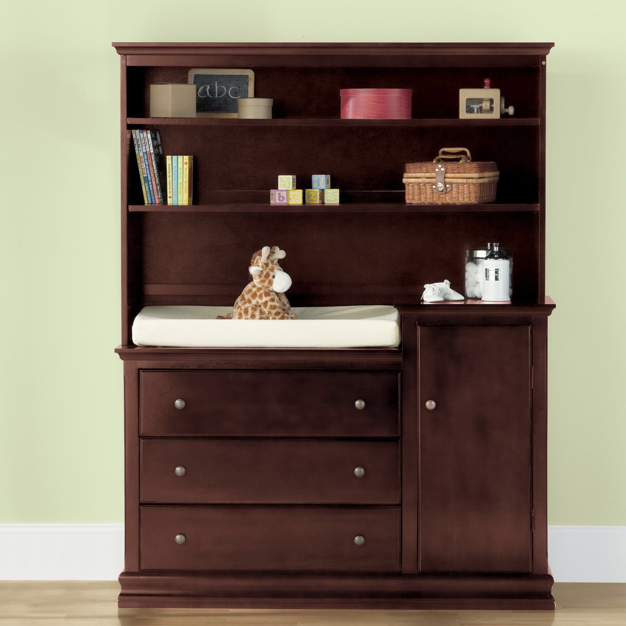 Exceptional Savanna Tori Changing Table Or Hutch   Espresso By JCPenney On HeartThis
