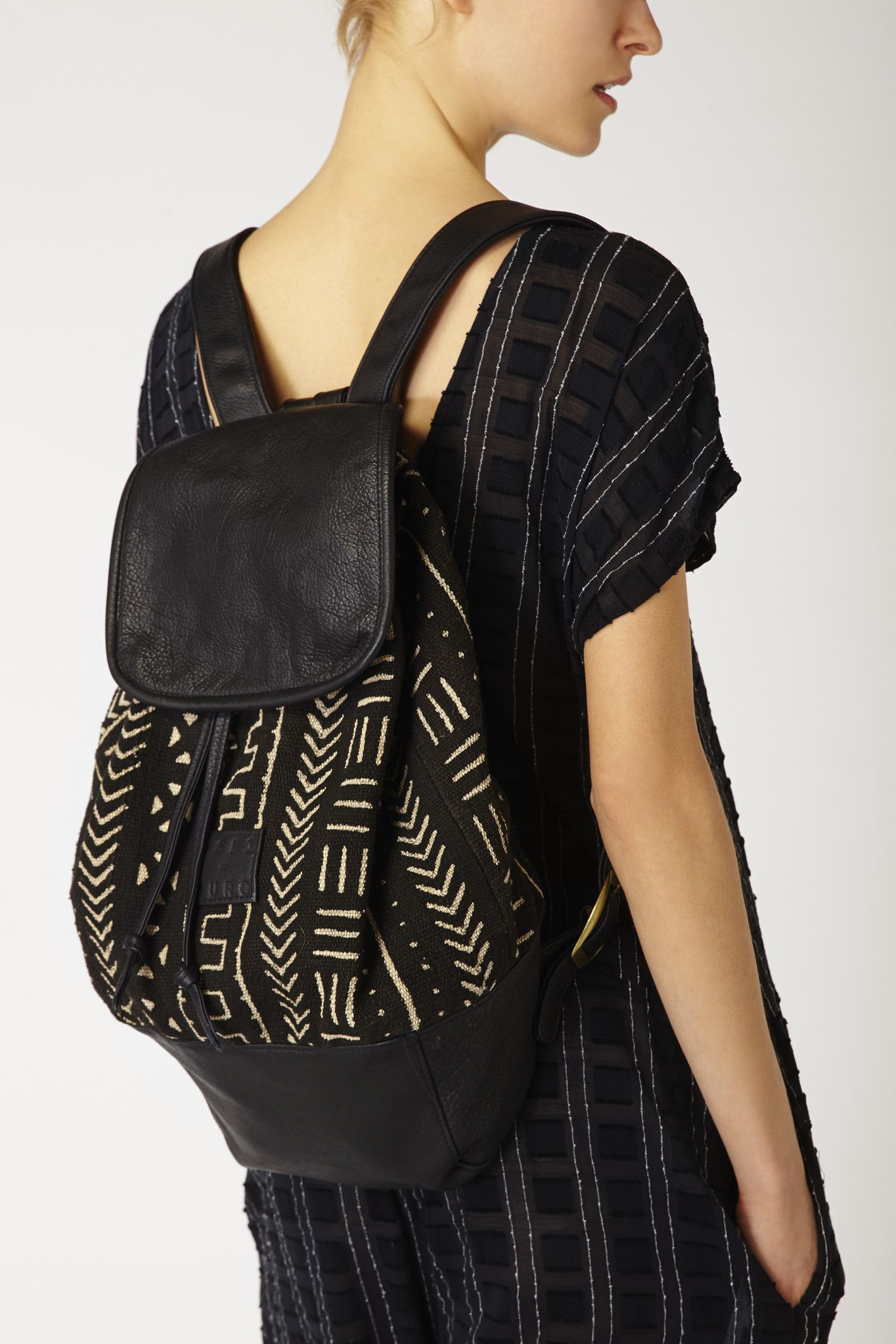 Mantika Backpack by Osei-Duro