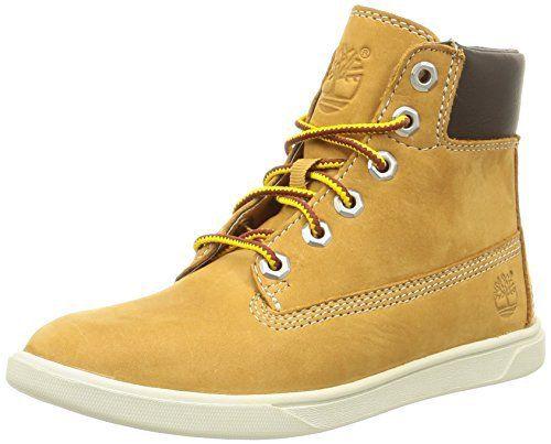 chaussures hautes timberlande enfant