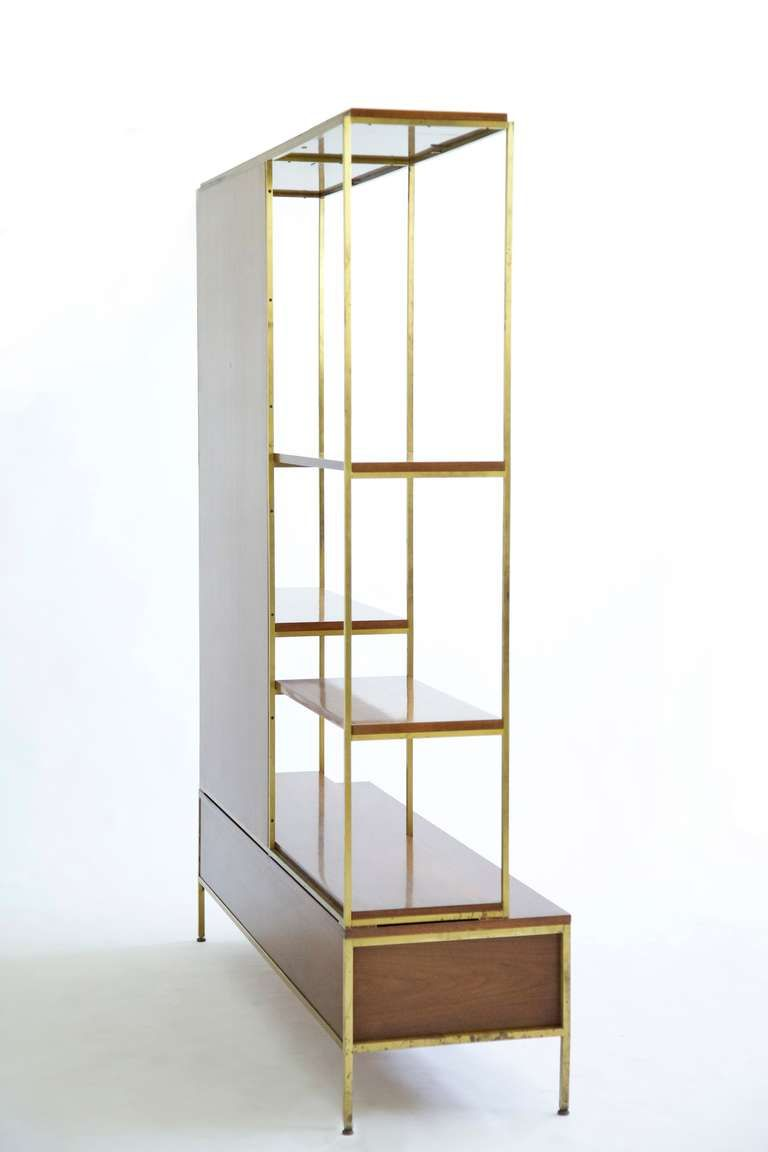Paul McCobb Display Room Divider Paul mccobb Divider and Display