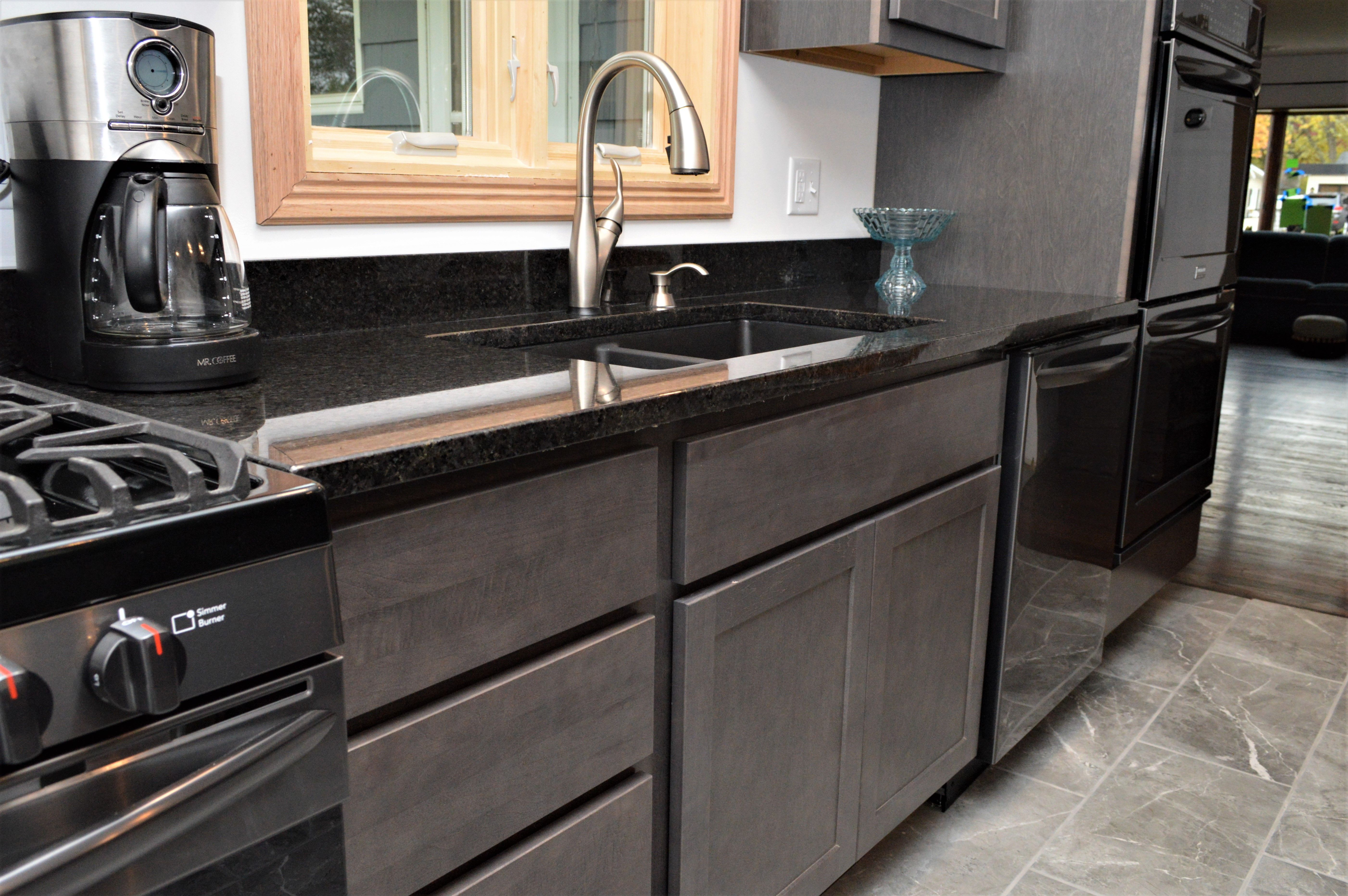 Black Pearl Color Countertops Black Granite Countertops Granite Countertops Price