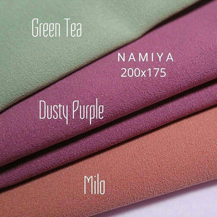 Pashmina Diamond Italiano Bahan Tidak Menerawang Mudah Diatur Dijahit Pinggir Color Combinations For Clothes Color Knowledge Hijab Designs