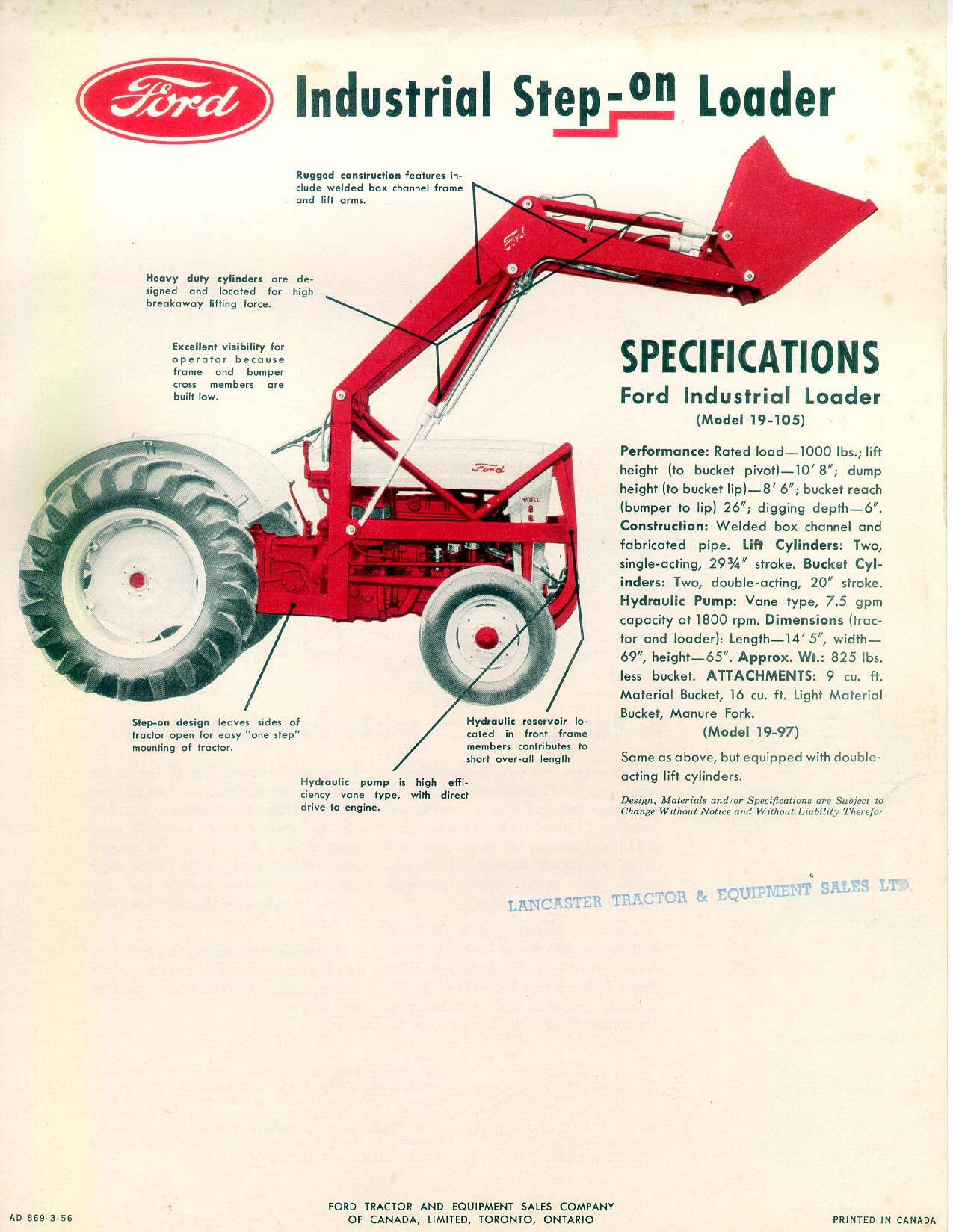 Image From Http Www Ntractorclub Com Eds Stuff Ford 20tractors