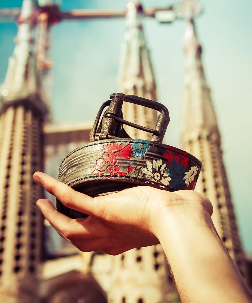 Na výlete za inšpiráciou. Summer memories z Barcelony :) #pánska #dámska #móda #street #style #barcelona #summer #holiday #inspiration