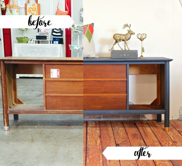 Turning a Stereo Cabinet into a Media Console - cheap and easy DIY ...