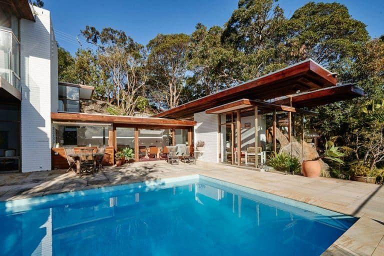 Mid Century Modern The Australian Way Peter Muller S Bynya House Mid Century House Australian Architecture Midcentury Modern