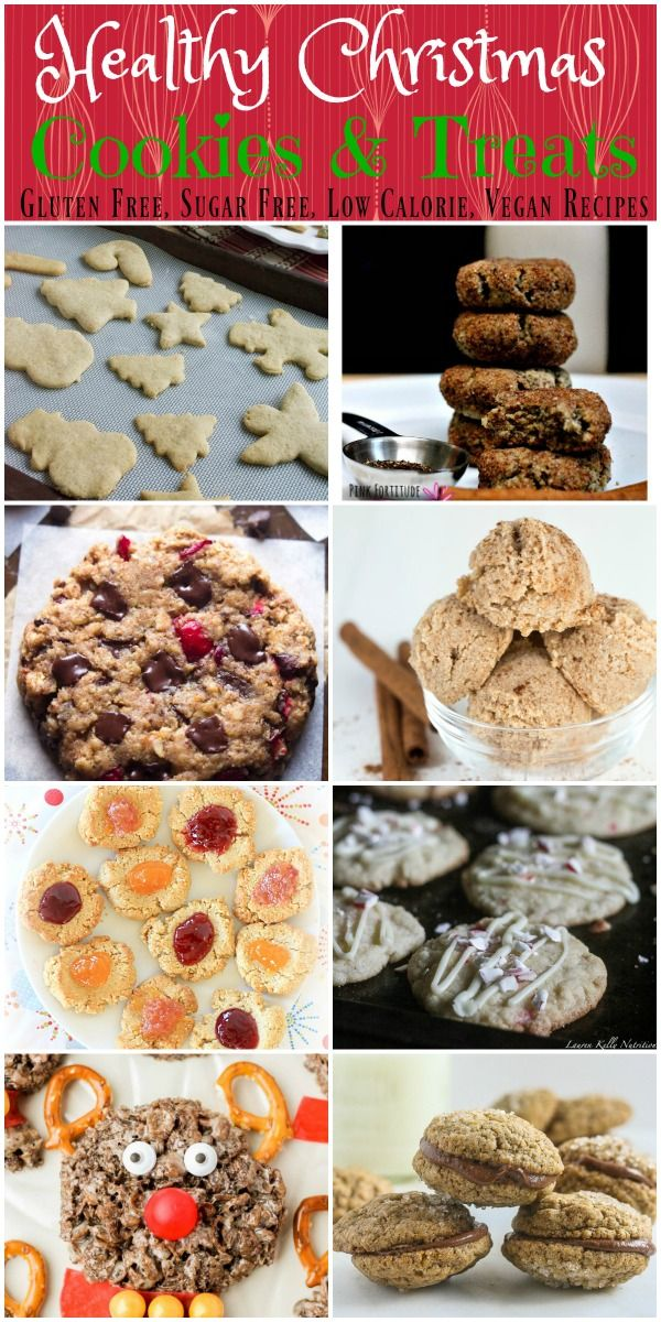 Best Healthy Christmas Cookies Bloggers Best Healthy Recipes
