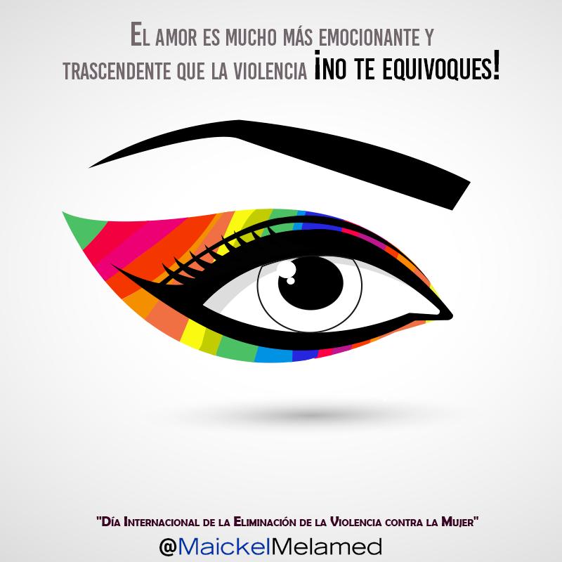Pieza Grafica Dia Internacional De La No Violencia Contra La Mujer Fotos De Ojos Arte Para Ojos Cejas Y Pestanas
