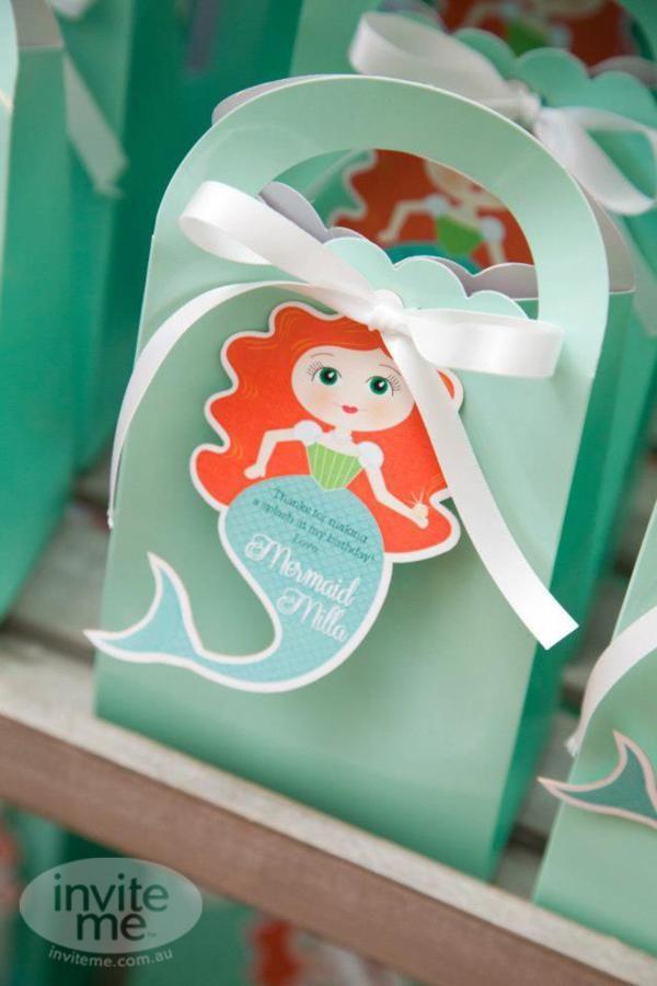 mermaid beach ocean girl ariel 5th birthday party planning ideas