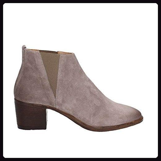 MARITAN 171955 Stiefeletten Frauen Grau 38 Stiefel für
