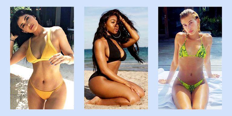 The Kylie Rhinestone Brazilian Bikini