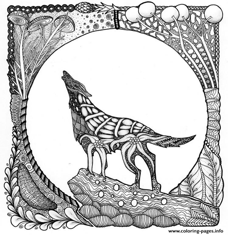 Image result for wolf coloring pages | lilys cool suff and love ...