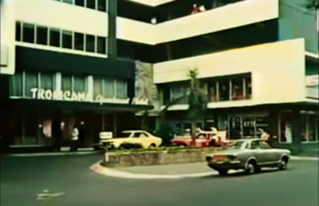 Tropicana Apartments Malate Manila 1973