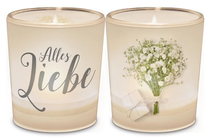 """Licht für Dich Hochzeit """"Alles Liebe"""""""