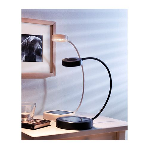SUNNAN LED Table Lamp IKEA No Costs For Electricity The Solar Panel - Ikea solar desk lamp