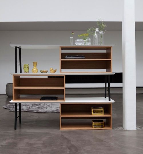 La Redoute Collection is a minimal series designed by France-based designers A+A Cooren. The studio consists of French-Japanese design duo Aki and Arnaud Cooren. Having a Japanese-focused design aesthetic allows the team to integrate minimalist and natural influences into their everyday projects.
