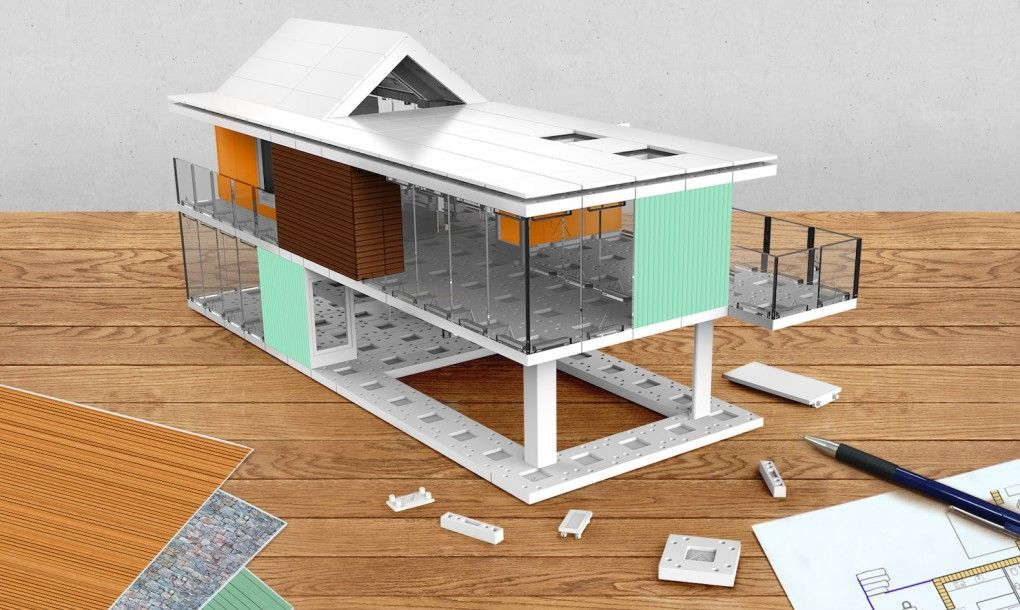 architectural engineering models. Arckit -- A 2015 Red Dot Design Award Winner, Is An Architectural Modeling System That\u0027s Sort Of Lego-like But Allows You To Design, Build, \u2026 Engineering Models