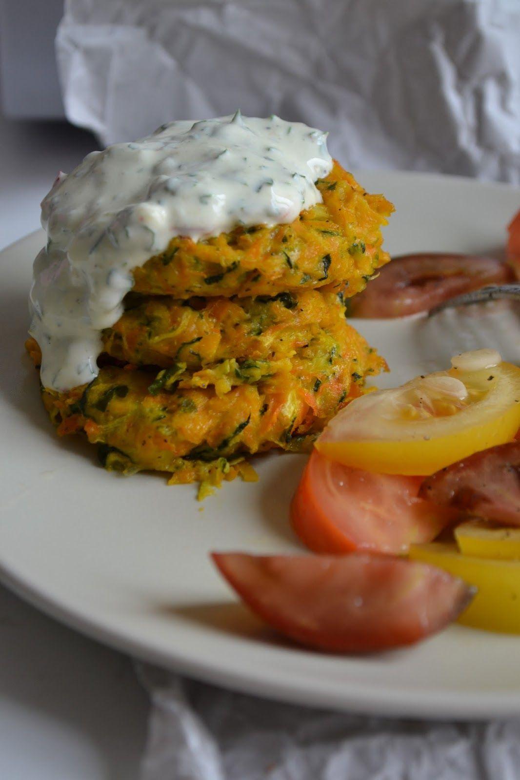 The Recipe Suitcase: Savoury Wednesday: Kürbis-Karotten-Zucchini ...