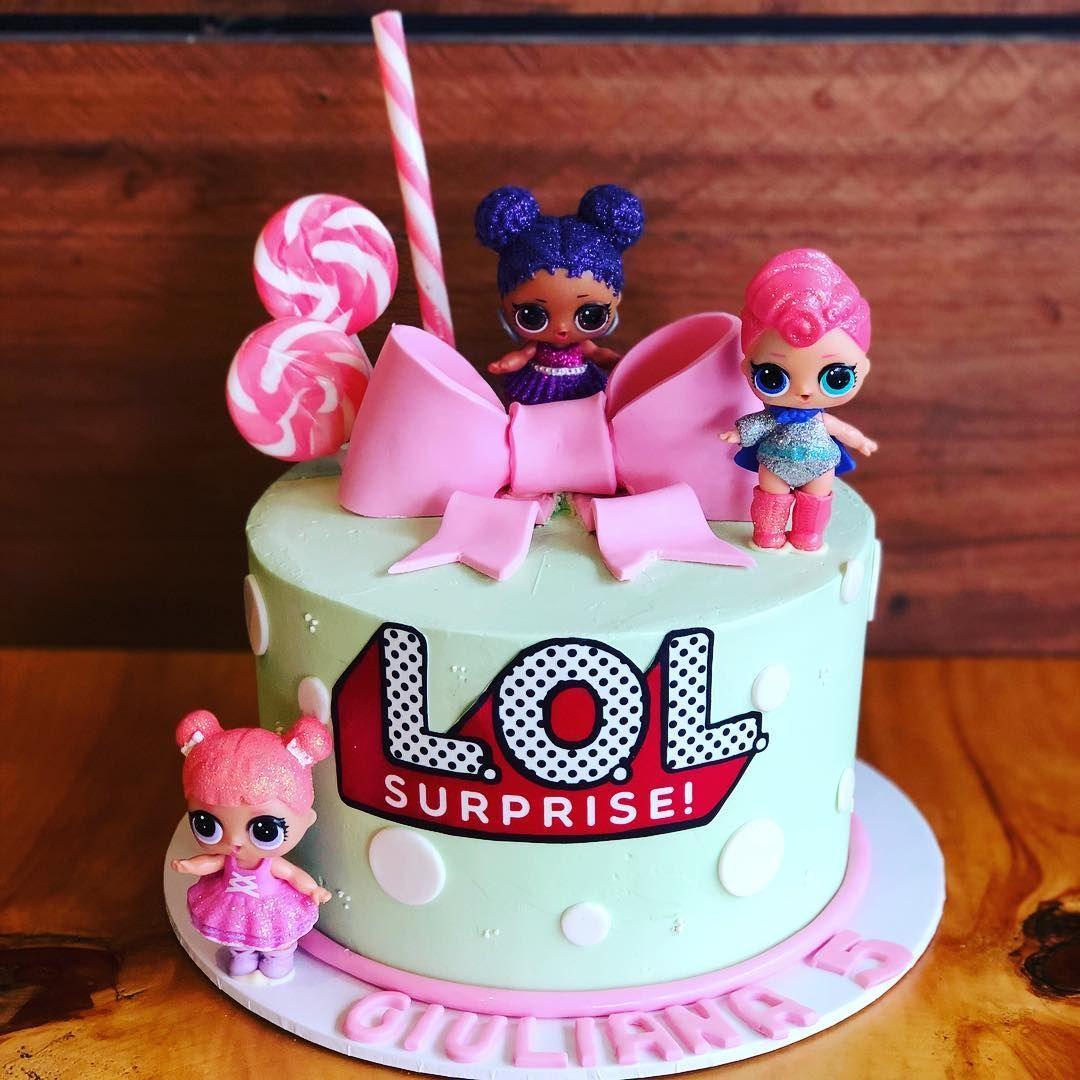 For all the little addicted to lol surprise dolls