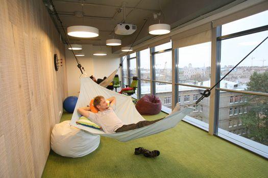 Office Tour: Google U2013 Saint Petersburg Offices