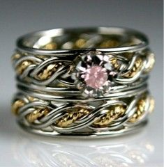 Renaissance Wedding Rings Meval Dress Style Dresses