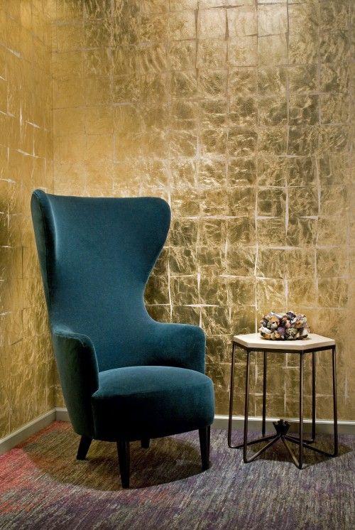 Furniture | Pinterest | Gold Wallpaper, Wallpaper And Gold