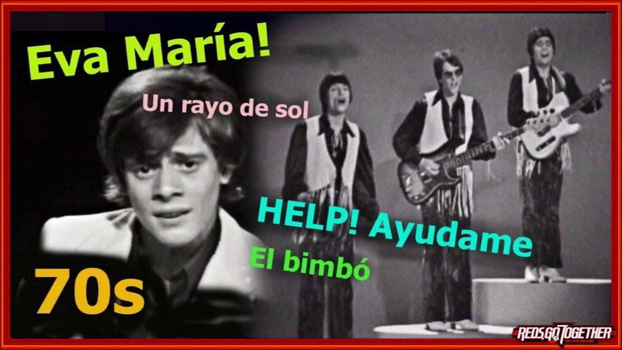 Grupos Españoles De Los 60s 70s Vol 1 Youtube Bmg Music Songs