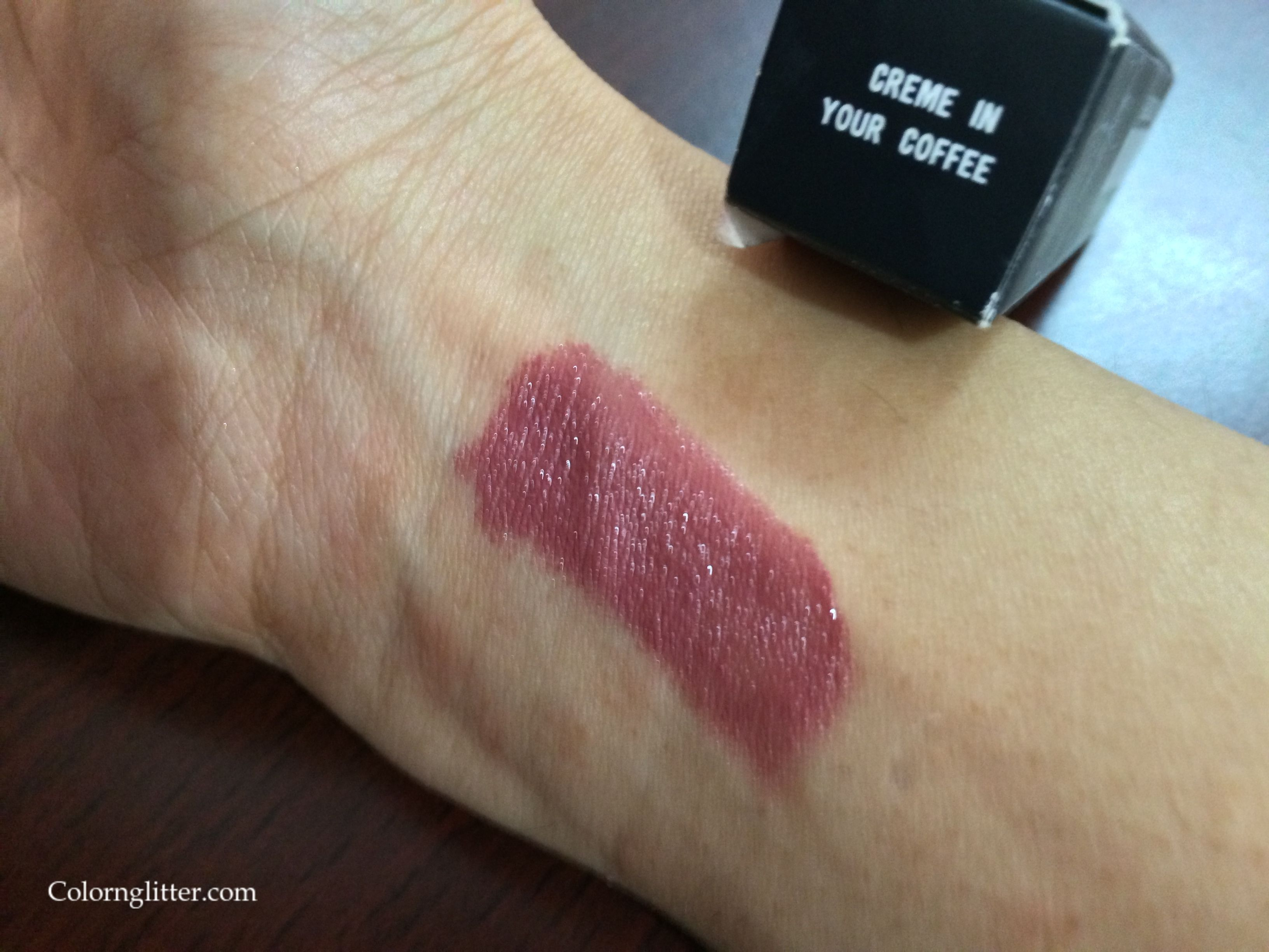 MAC creme in your coffee | MAKEUP I LOVE | Pinterest ...