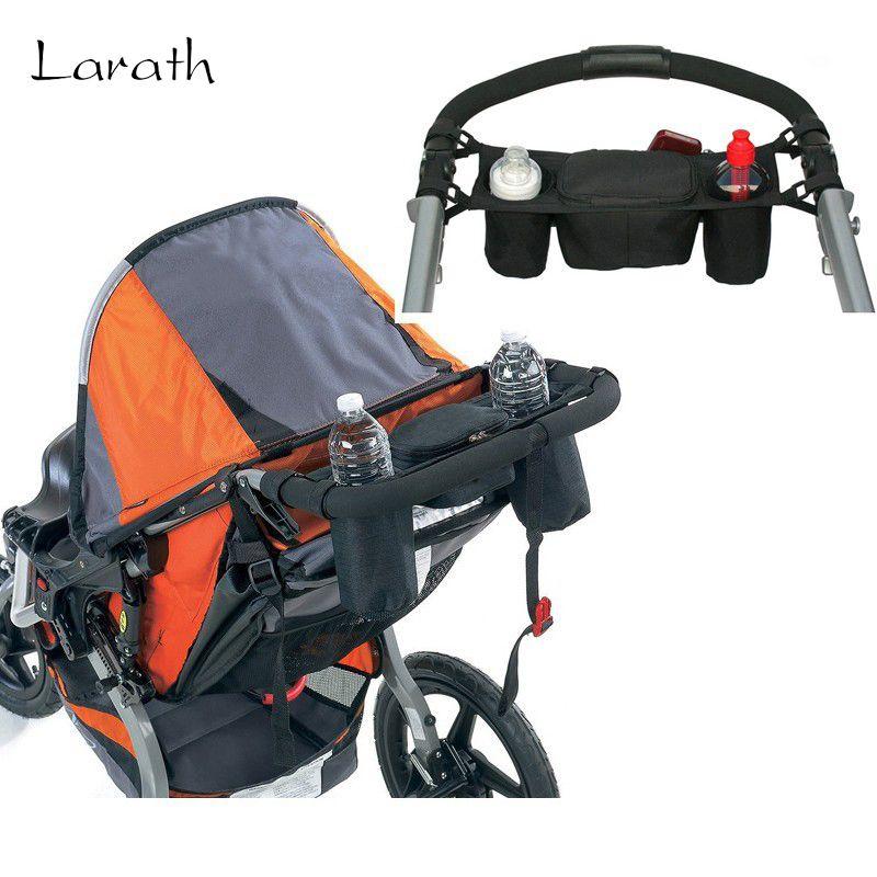 LARATH Envío Libre Universal Taza Portavasos Organizador bolsa de Cochecito de Bebé Cochecito de Bebé Cochecito de Bebé Cochecito Accesorios Bolsa B1006