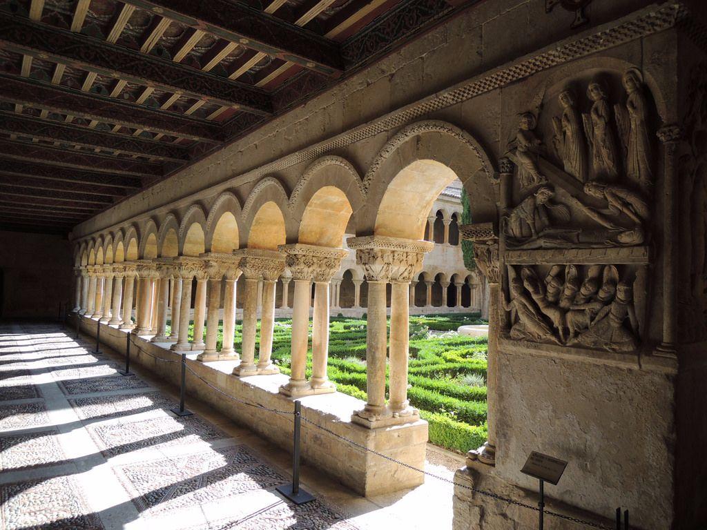 Claustro Del Monasterio De Santo Domingo De Silos Arquitectura Romana Arquitectura Arquitectura Religiosa