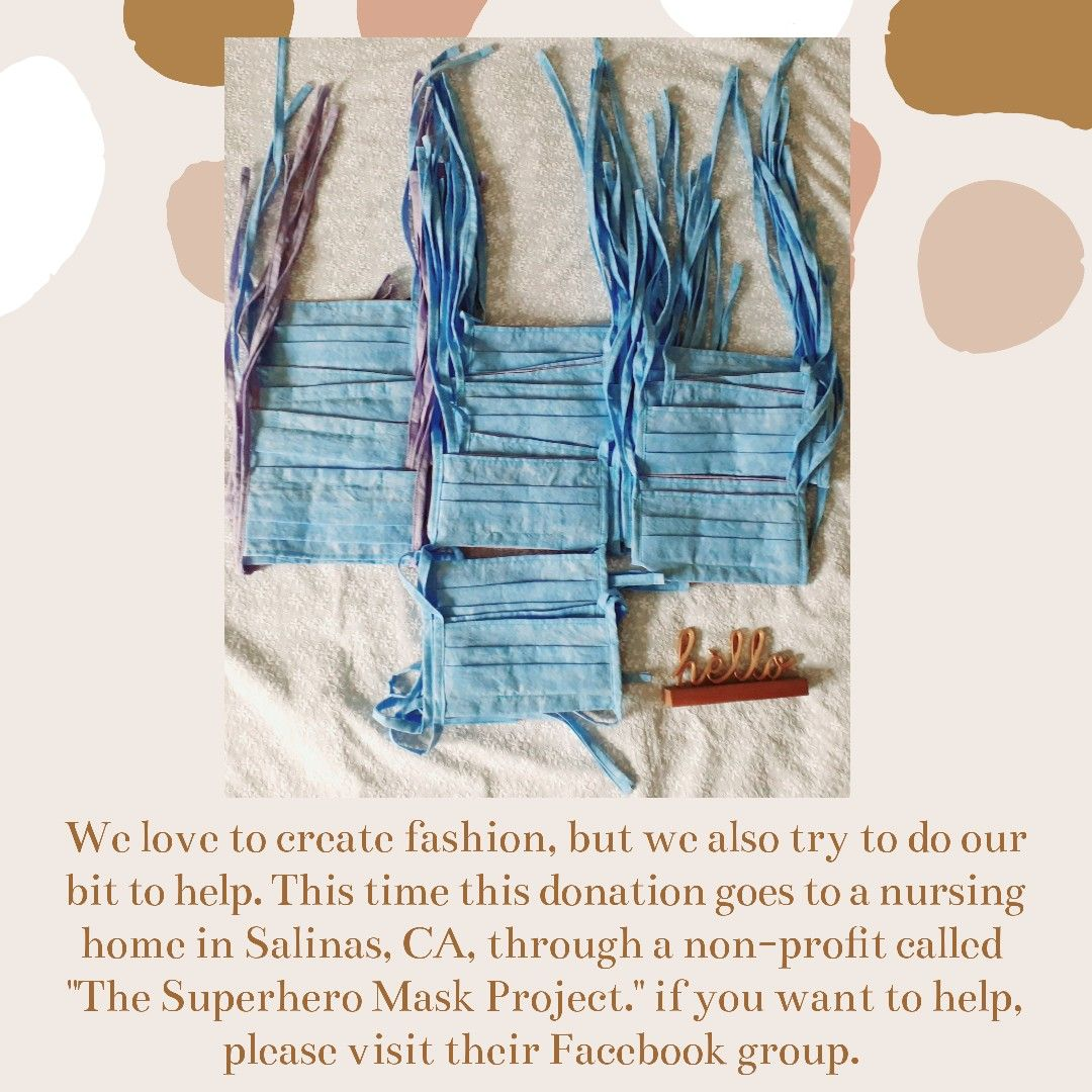 Mask Donation In