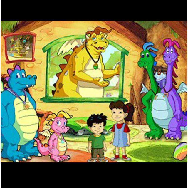 Dragon Tales Name All The Characters My Childhood