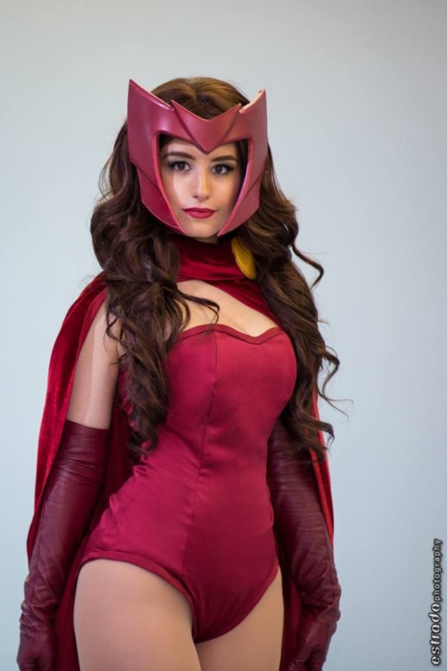 #Cosplay #Mutants: Scarlet Witch - Jessica LG