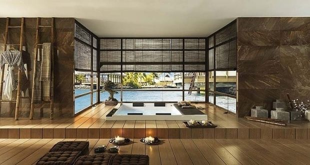 Ides De Design De La Salle De Bain De Style Moderne  Style