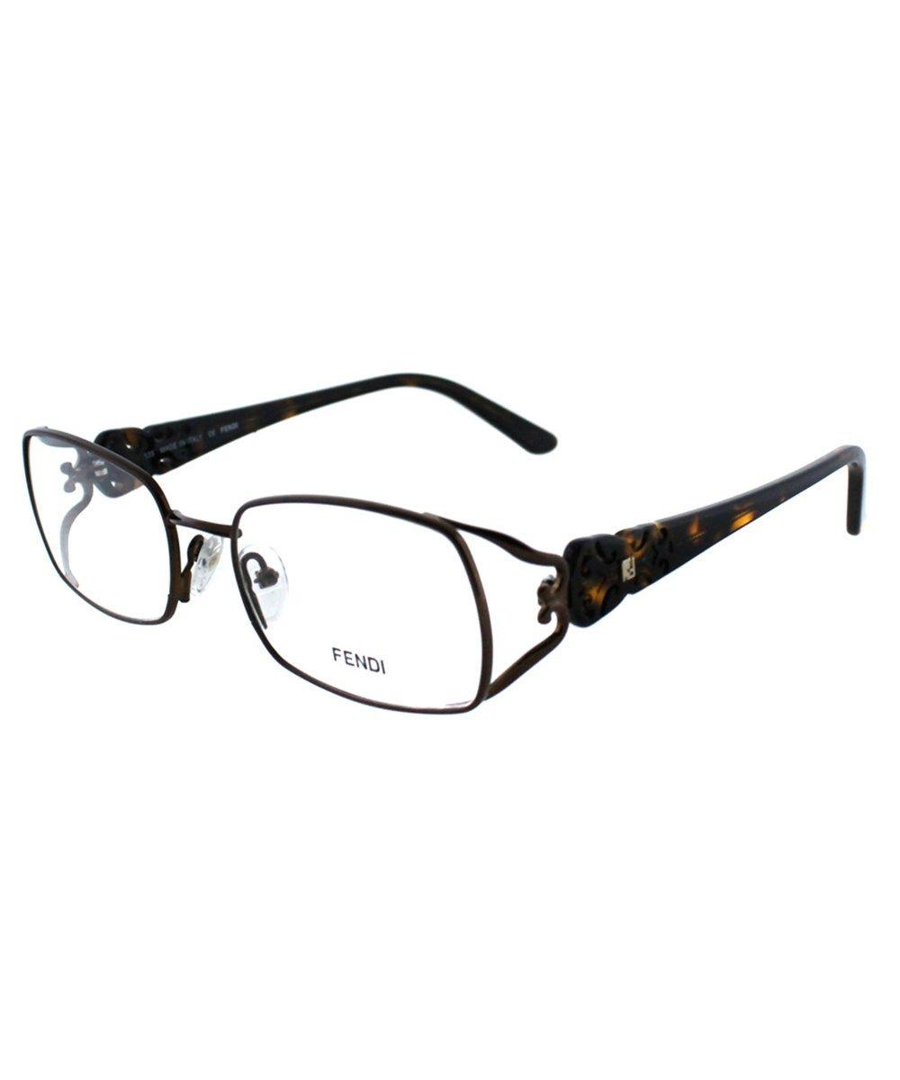 FENDI Rectangle Metal Eyeglasses\'. #fendi #eyeglasses | Fendi ...
