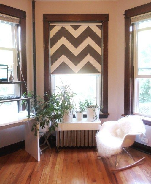 How-To Roundup: 10 DIY Roller Shade Makeovers » Curbly   DIY Design Community