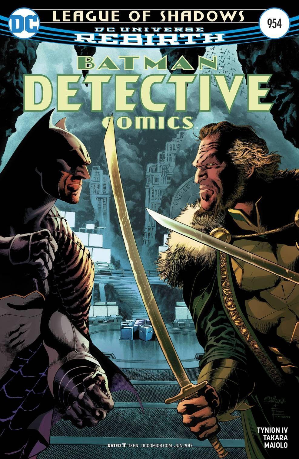 Detective Comics 954 Batman Detective Comics Batman Detective