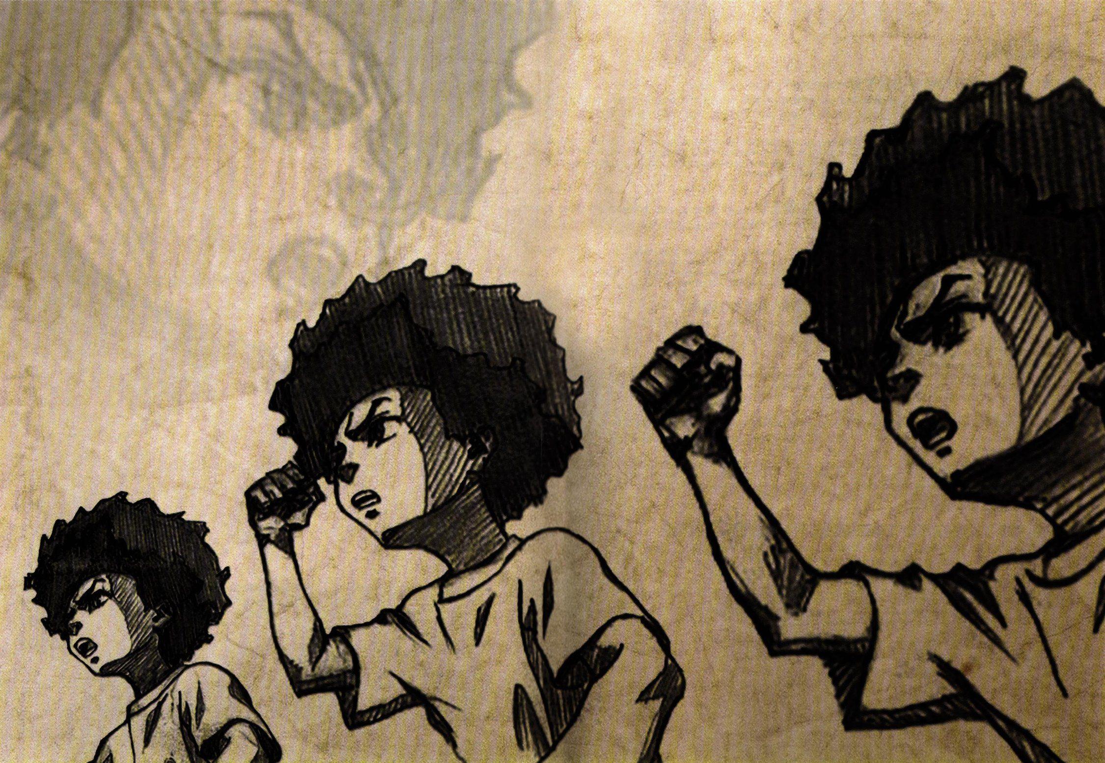 Huey Wallpaper by YourFavoriteSenpai ...